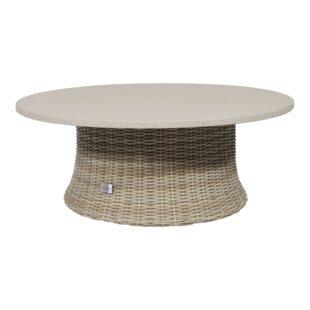 Soho Rattan Coffee Table By Lesli Living