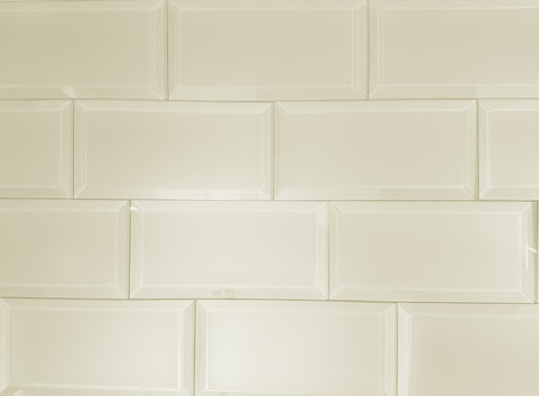 Subway tile images glass subway tile true gray x piece abolos frosted elegance x glass subway tile in matte cream dailygadgetfo Image collections