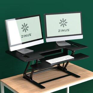Symple Stuff Bellair Height Adjustable Standing Desk