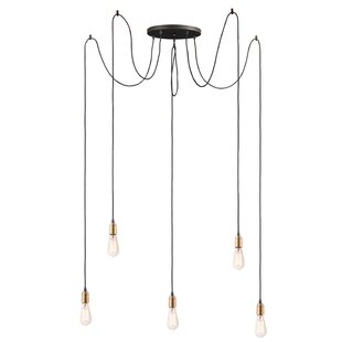Glenwood 5-Light Cluster Penda..