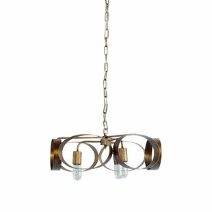 Naccarato 3-Light Chandelier b..