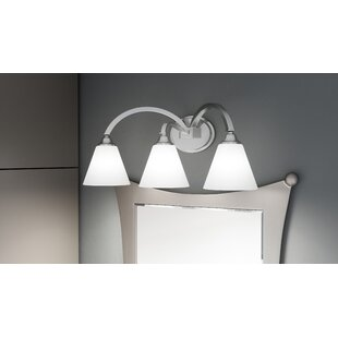 Litten 3-Light Vanity Light by Ebern Designs