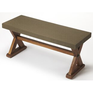 Loon Peak Circe Wood Bench