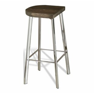 Whitcomb 30'' Bar Stool Gracie Oaks