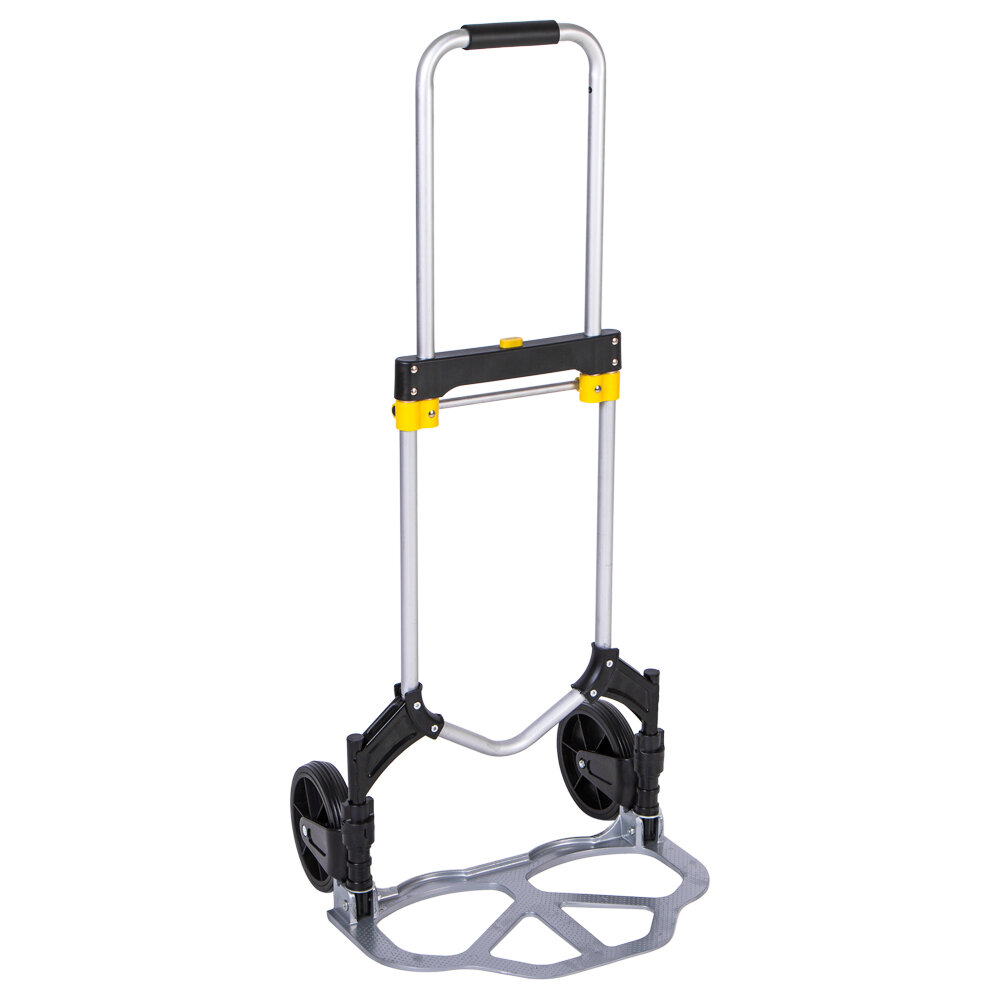 Ubesgoo 330 Lb Capacity Heavy Duty Hand Truck Dolly Wayfair