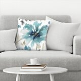 Finesse II Throw Pillow