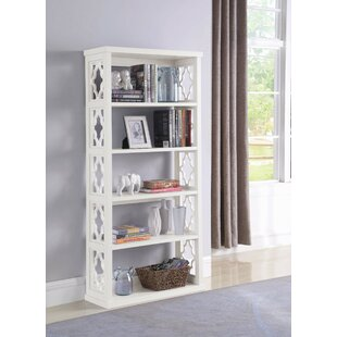 Bussard Standard Bookcase by House of Hampton