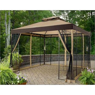 Mosquito Netting for Winslow Gazebo by Sunjoy