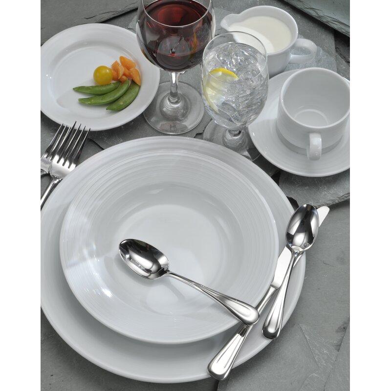 Oneida Foodservice Oneida Hospitality Botticelli 12 5 Dinner Plate Wayfair