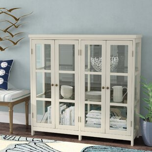 4 Door Accent Cabinet by B..
