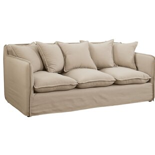 Shop Clarimond Loose Back Pillows Sofa by Gracie Oaks