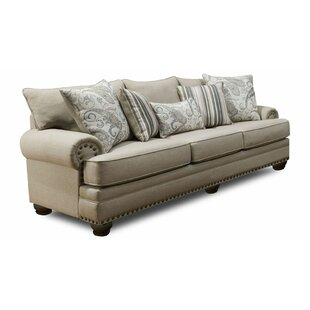 Serena Chesterfield Sofa by Alcott Hill