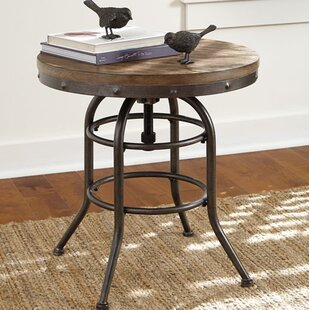 Viviers End Table by Laurel Foundry Modern Farmhouse