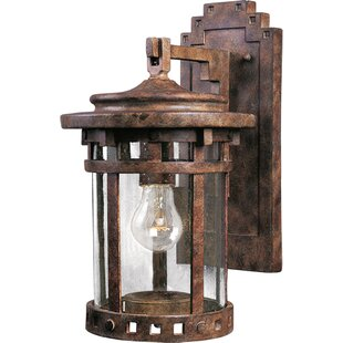 Loon Peak Casimir Outdoor Wall Lantern