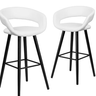 Palafox 29 Bar Stool (Set of 2) Orren Ellis
