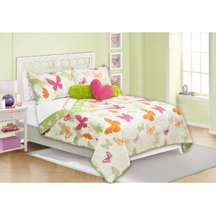 Coburn 2 Piece Quilt Set by Harriet Bee
