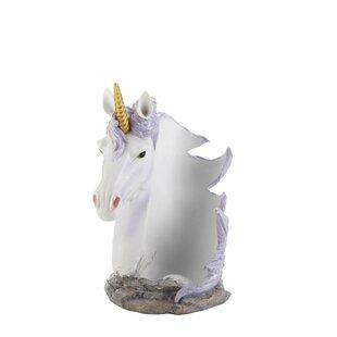 Serra Unicorn Mane Wrapped 1 Bottle Table..
