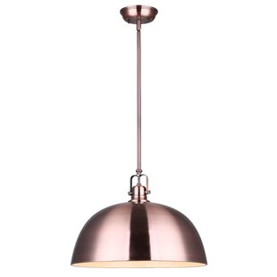 Wrought Studio Usry 1-Light Inverted Pendant