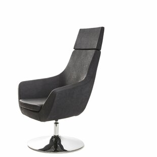 Mcabee Swivel Lounge Chair by Ivy Bronx