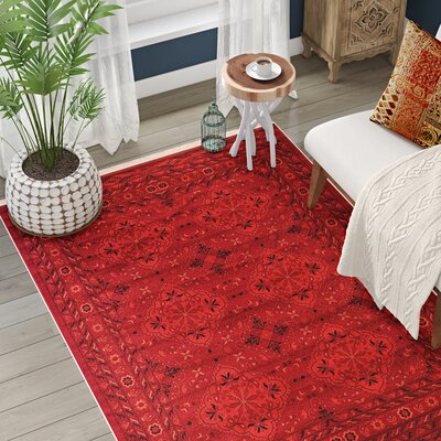 Asian Inspired Red Rugs You Ll Love In 2020 Wayfair