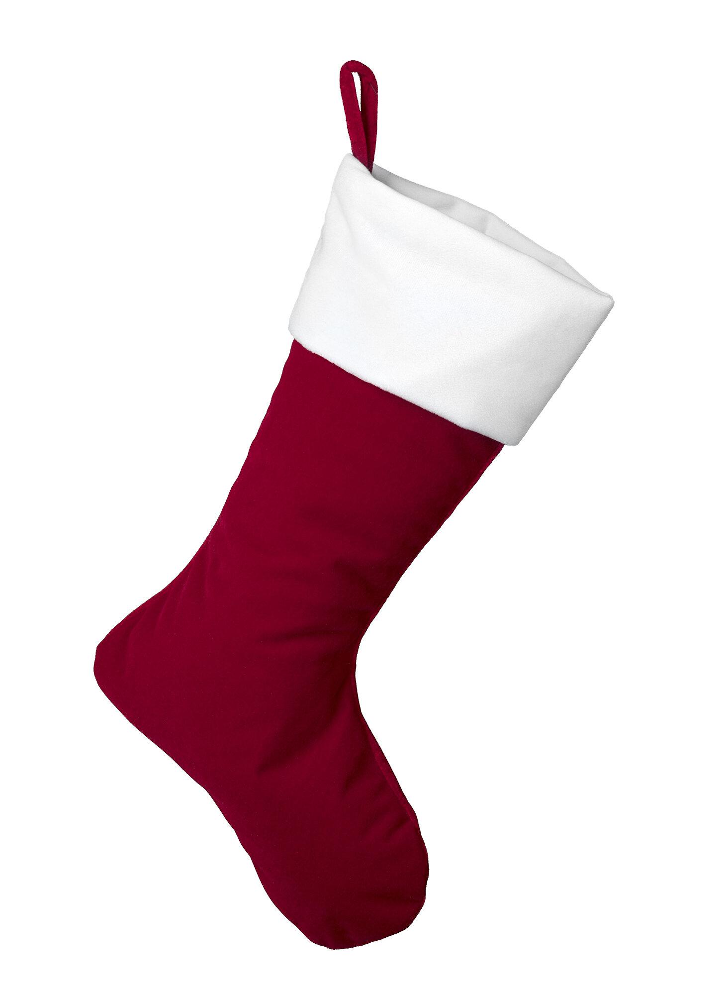 Haute Decor Hangright 4 Deluxe Christmas Stocking Reviews Wayfair