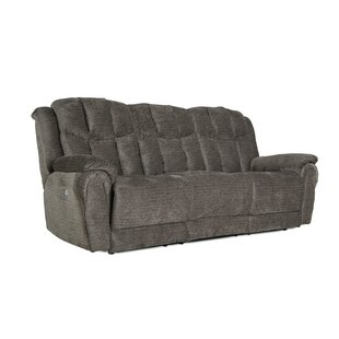 High Profile Reclining Sofa