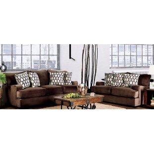 Great deal Barcomb 2 Piece Living Room Set by Brayden Studio Reviews (2019) & Buyer's Guide