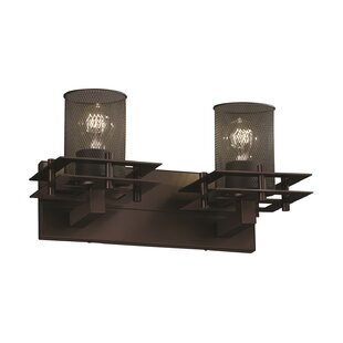 17 Stories Bennett 2-Light Vanity Light