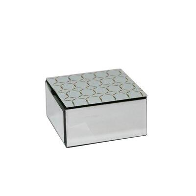 Freitag Wood/Glass Decorative Box Bloomsbury Market Customize: Hexagon