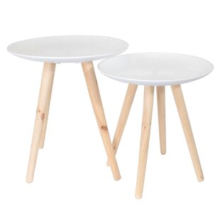 Jacey 2 Piece Nest Of Tables By Norden Home