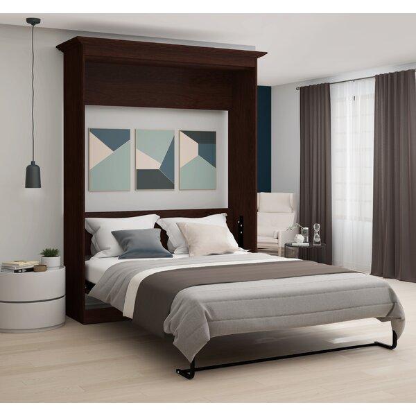 Brayden Studio Burris Wall Murphy Bed Wayfair