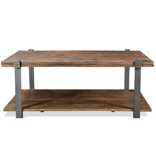 Williston Forge Clay Coffee Table