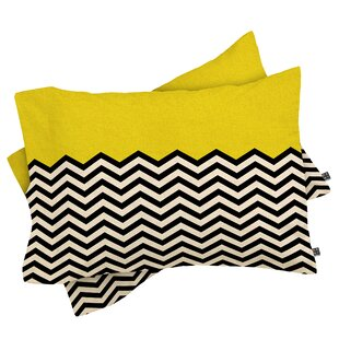 Bianca Yellow Follow The Sun Pillowcase