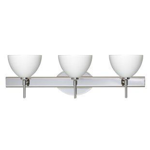 Besa Lighting Brella 3-Light Vanity Light