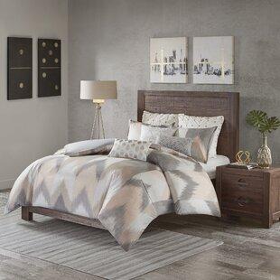 Mcshan 3 Piece Comforter Set