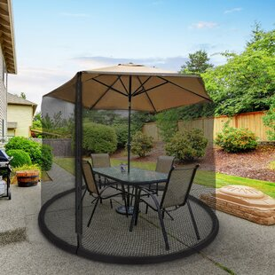Tumlin Outdoor Umbrella Screen