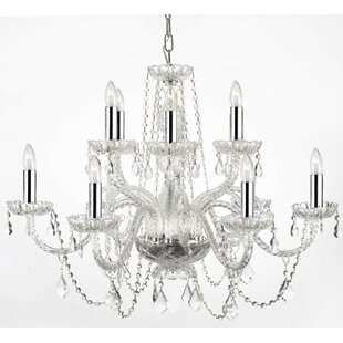 House of Hampton Kemble 12-Light Chandelier