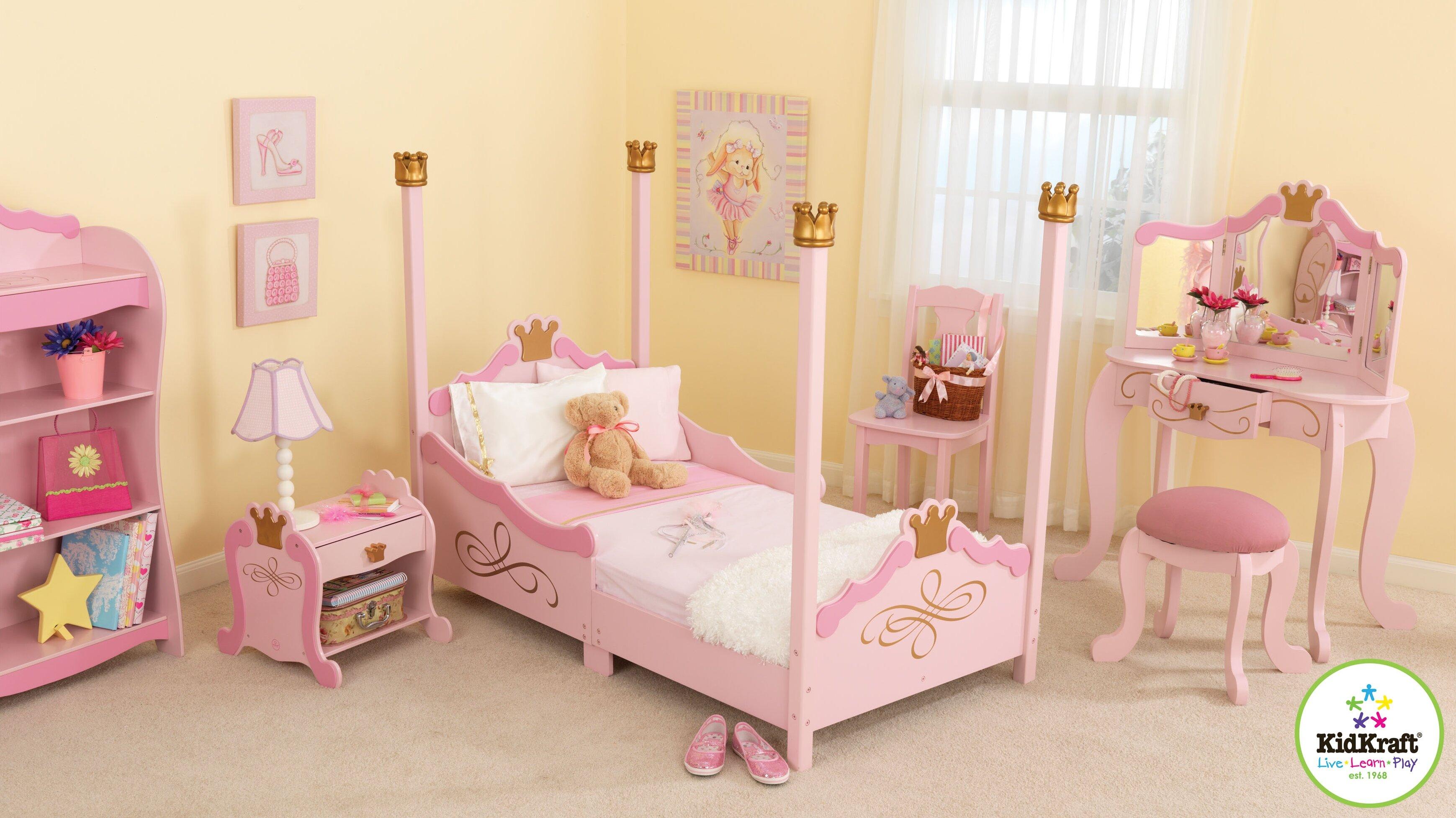 Girls Kids Bedroom Sets You\'ll Love in 2019 | Wayfair