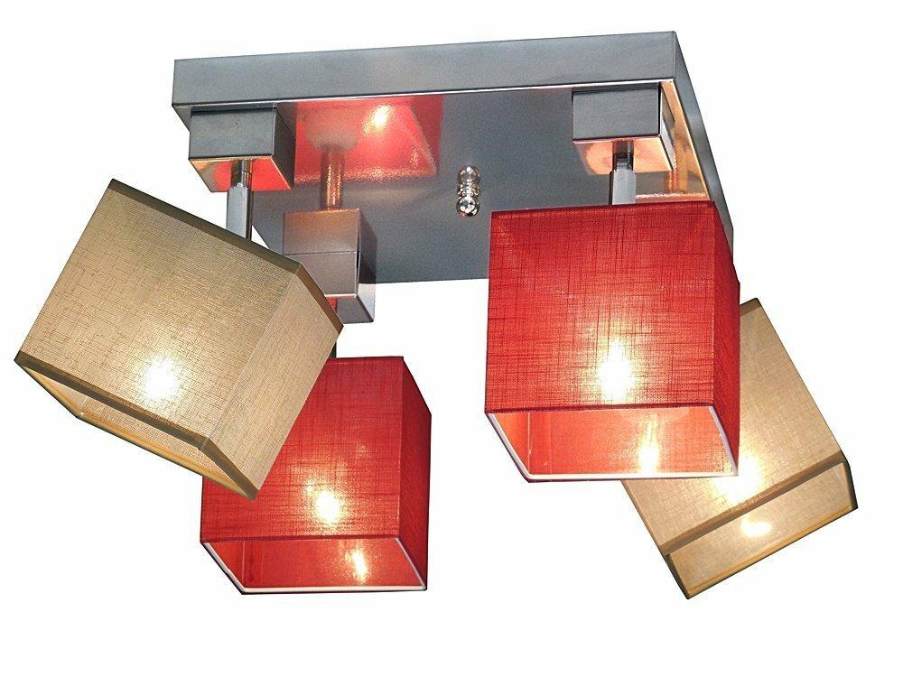 wero design deckenstrahler 4 flammig vigo bewertungen. Black Bedroom Furniture Sets. Home Design Ideas