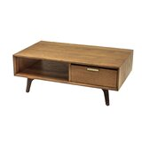 Mcmillen Coffee Table with Storage by Foundstone™