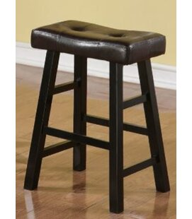 Upper Shockerwick 24 Bar Stool (Set of 2) Winston Porter