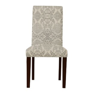 Beachwood Paisley Parsons Chair (Set Of 2)