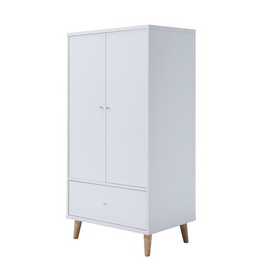 Trule Teen Bowles Armoire Color: White