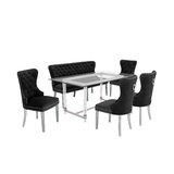 Edel 6 Piece Dining Set by Rosdorf Park