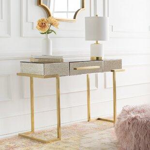 Zariah Console Table
