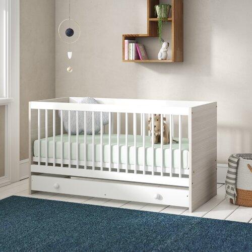 Babybett Irene   Kinderzimmer > Babymöbel   Holzwerkstoff   TICAA