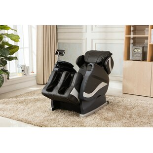 Red Barrel Studio Zero Gravity Massage Chair with Footrest