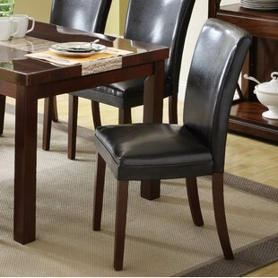 Woodhaven Hill Belvedere Upholstered Dining Chair (Set of 2)