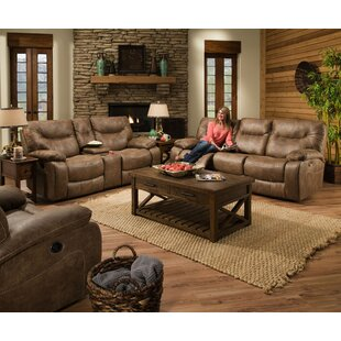 Grizzly Hill Manual Recliner By Simmons Upholstery by Loon Peak Great Reviews