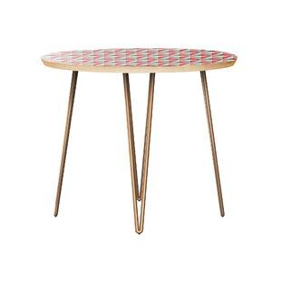 Lakeshia End Table by Brayden Studio